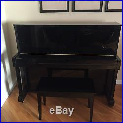 Kawai CX-21D Upright Piano In Excellent Condition