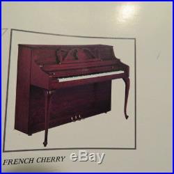 Kawai Console Piano with Bench