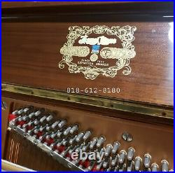 Kawai Full Professional Upright 52 Piano made in Japan in a NEW Condition