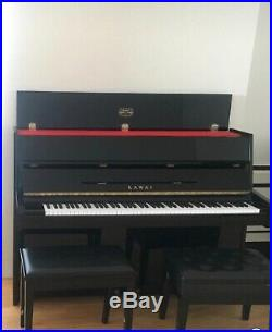 Kawai K-15 Console Piano