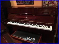 Kawai K-15 Upright Piano LOCAL PICKUP ONLY