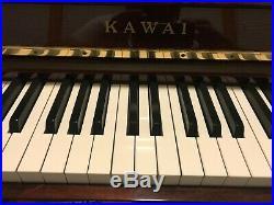 Kawai K-18 Vertical Upright Piano