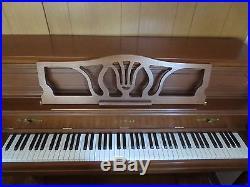 Kawai Upright/Console Piano Model 803-T