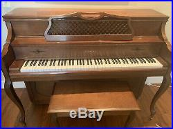 Kawai Upright Piano- Used- One Owner