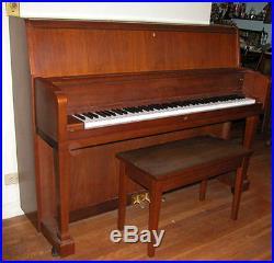 Kawai Upright Piano with Bench