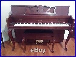 Kawai console piano- Excellent condition