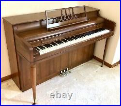 Kimball Piano- Very Good Condition- Vintage From Mid 1960s