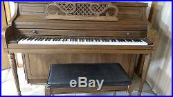 Kimball Upright Piano Good Condition