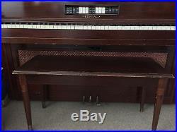 Kimball Upright Piano (Mint Condition)