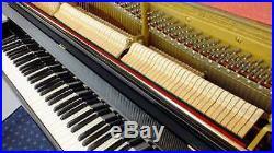 Klavier Grotrian Steinweg Piano upright schwarz glänzend Alternative zu Steinway