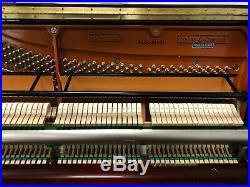 Kohler & Campbell 52 Piano Picarzo Pianos Mahogany Upright Model VIDEO