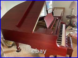 Kohler-Campbell Baby Grand SKG500S Mahogany