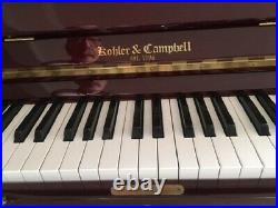 Kohler & Campbell Upright Piano FOR SALE