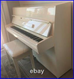 Kohler & Campbell Upright Piano SKV108 IVORY