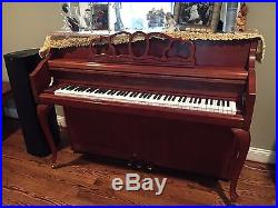 Kohler & Campbell piano with Bench Great condition