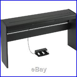 Korg LP180 88 Key Lifestyle Piano Black With One Piece Stand
