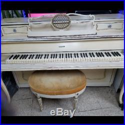 Krakauer upright piano