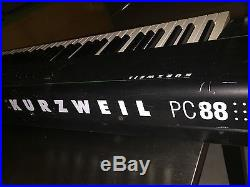 Kurzweil PC88 MX Keyboard Piano 88 Weighted Keys
