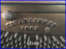 Lauter piano established 1862