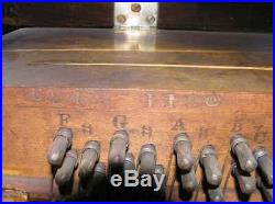 Lemuel Gilbert Upright Piano #5914/1190 (044)