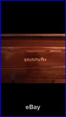 MUST GO BY MONDAY- Baldwin Upright Piano Great Condition