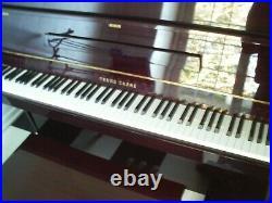Mahogany Young Chang upright piano
