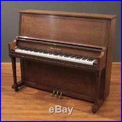 Mason & Hamlin Model 50 Studio Upright Piano 50'