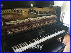 Mason Hamlin Upright Piano