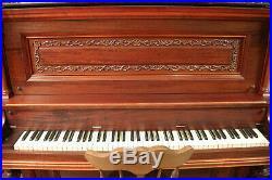 Mathushek upright piano