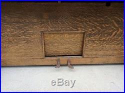 Mission/Arts & Crafts Style Lyon & Healy WASHBURN upright piano