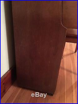 Must go! Upright piano in great condition all reasonable offered considered
