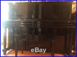 Nakamura 52 Upright Piano (1995)