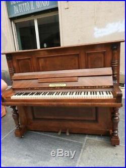 Originale Antico Pianoforte D'epoca Berlino Inizi Del 900