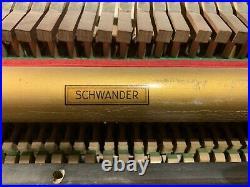 PIANOFORTE VERTICALE studio Morris usato -yamaha steinway tastiera synth piano