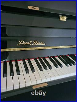 Pearl River piano Upright Black