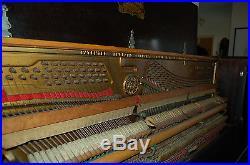 Piano 1912 Steger & Sons Upright Grande