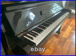 Piano 1964 Yamaha U1 good shape recently cleaned and tuned