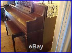 Piano Gulbransen brand
