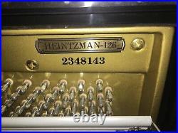 Piano Heintzman 126 Royal Upright