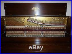 Piano, Mason & Hamlin Upright Model 50