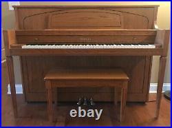 Piano yamaha upright