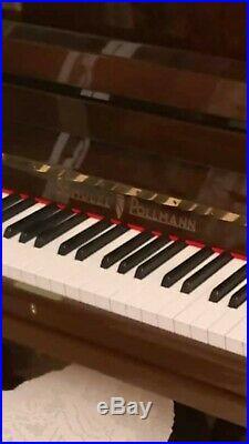 Pianoforte Verticale Schulze-Pollmann in Legno di Noce Zona Ascoli Piceno