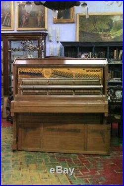 Pianoforte Verticale Steinbach, Epoca Prima Meta' Del'900 / Steinbach / Piano