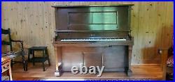 Playotone Upright Player Piano