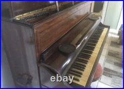 Pleyel Upright Vintage Piano 1860s