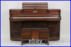 RCA STORYTONE ELECTRIC PIANO vintage tube c1939 art deco wurlitzer story & clark