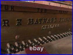 R. K. Maynard Self Playing Piano, Chicago