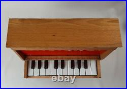 Rare MICHELSONNE Piano miniature 20 touches Année 1960