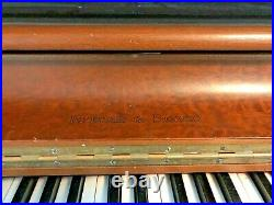 Rare Rebuilt/Refinished Ivers & Pond Upright Piano 1895 Reduced $300