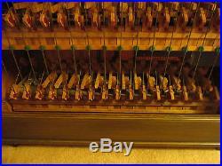 Rare Vintage 1947 Celesta Celeste Piano Simone